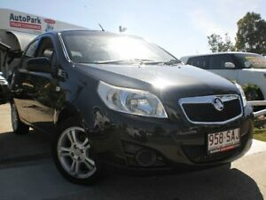 2011 Holden Barina Black Manual Noosaville Noosa Area Preview