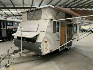 2008 Coromal EXCEL 511 Pop Tops Kilburn Port Adelaide Area Preview