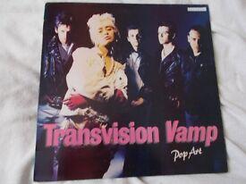 Vinyl LP Pop Art – Transvision Vamp