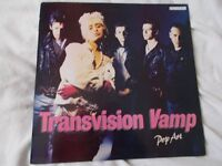 Vinyl LP Pop Art – Transvision Vamp