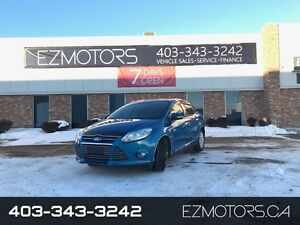 2012 Ford Focus SE=HEATED SEATS=REMOTE=ACCIDENT FREE