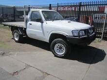 NISSAN PATROL Y61 CAB CHASSIS UTE COMMON RAIL 2009 WRECKING Brooklyn Brimbank Area Preview