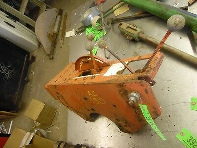 Allis Chalmers 180 Shift Control Assembly Item 3926