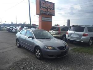 2006 Mazda Mazda3***ONLY 136KMS***AUTO***AS IS SPECIAL***