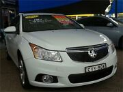2014 Holden Cruze JH Series II MY14 Equipe White 6 Speed Sports Automatic Hatchback Colyton Penrith Area Preview