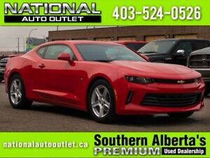 2017 Chevrolet Camaro LT - 2.0 TURBO CHARGED- AUTOMATIC - SUNROO
