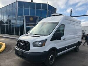 2015 Ford Transit T-250- XLT - REEFER/FREEZER - Cargo- High Roof