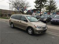 2007 Honda Odyssey LX (Certified & E-Tested)---NO ACCIDENT---