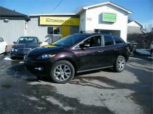 2009 Mazda CX-7 GT. AWD. CUIR . TOIT OUVRANT