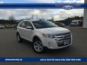 2013 Ford Edge SEL AWD 201A Reverse Cam With sync Dual Zone Temp