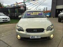 2004 Subaru Outback MY04 2.5I 4 Speed Auto Elec Sportshift Wagon Brooklyn Brimbank Area Preview
