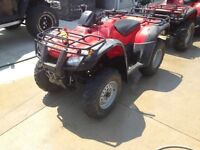 REDUCED HONDA 350 RANCHER MINT OWNED SINCE NEW
