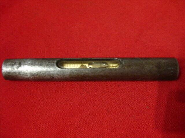 Alte RichtwaageWasserwaage, Eisen 15cm