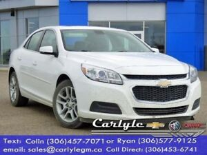 2014 Chevrolet Malibu Htd. Cloth w/ Sunroof