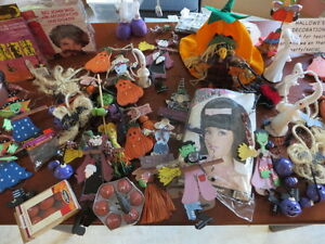 Hallowe'en Decorations for home, classroom or Social Evening