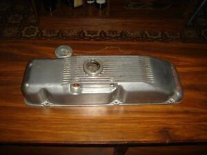 Opel GT 1900cc Aluminum Finned Valve Cover