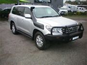 2008 Toyota Landcruiser VDJ200R VX (4x4) Silver 6 Speed Automatic Wagon Heatherbrae Port Stephens Area Preview