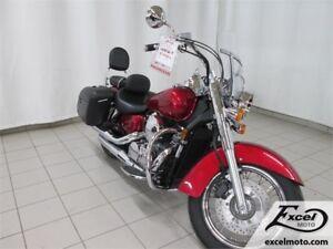 2008 HONDA VT750 ROUGE