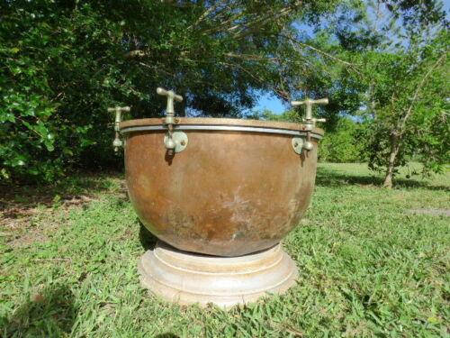 Copper Kettle Drum Vintage Ludwig