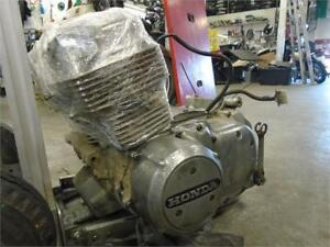 1977 Honda 750 SOHC Engine