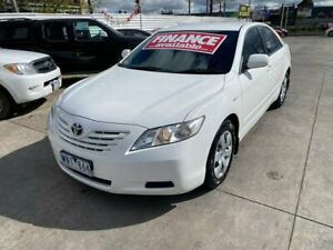 2006 Toyota Camry ACV40R Altise White 5 Speed Automatic Sedan Maidstone Maribyrnong Area Preview