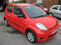 2009 daihatsu sirion 1.0s only 1 owner and 50000 miles
