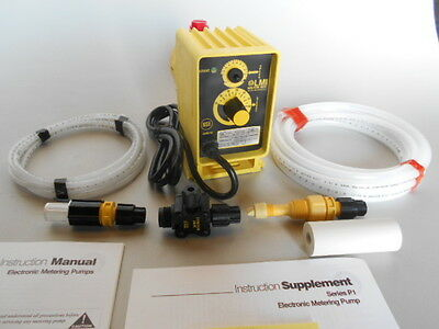 New In Box Milton Roy Metering Pump P151