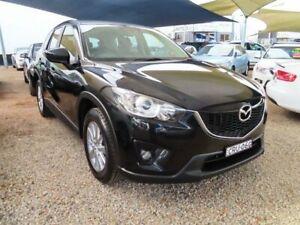 2014 Mazda CX-5 KE1072 Maxx SKYACTIV-Drive Sport Black 6 Speed Sports Automatic Wagon Mount Druitt Blacktown Area Preview