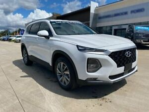 2020 Hyundai Santa Fe TM.2 MY20 Active X White 8 Speed Sports Automatic Wagon Muswellbrook Muswellbrook Area Preview