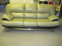 ** Modern Couch and Loveseat **