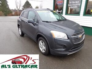 2016 Chevrolet Trax LT AWD for only $166 bi-weekly all in!