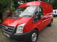 2011 Ford Transit 2.4TDCi NO VAT 100000 MILES GUARANTEED Med Roof 350 LWB