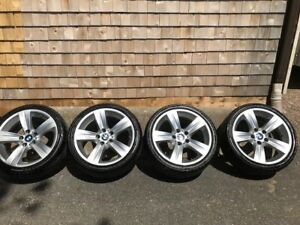 BMW 3 Series Summer Wheels and Tires