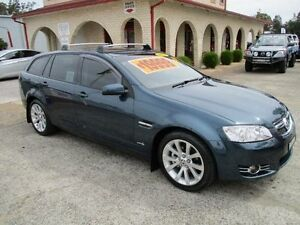 2011 Holden Commodore VE II MY12 Equipe Karma 6 Speed Automatic Sportswagon South Nowra Nowra-Bomaderry Preview