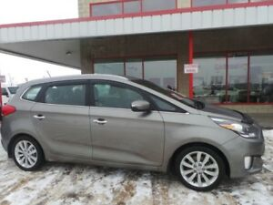 2014 Kia Rondo EX 7 PASSENGER Leather,  Heated Seats,  3rd Row,