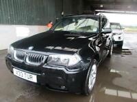 2006 BMW X3 3.0 d M Sport 5dr