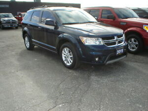 2015 Dodge Journey SXTDVD NAV SUV, Crossover