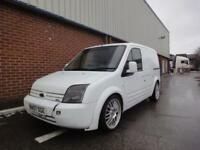 2007 FORD TRANSIT CONNECT Low Roof Van TDCi 75ps