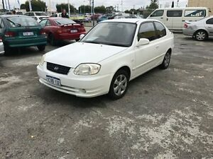 HYUNDAI ACCENT 1 OWNER WITH VERY LOW KM Maddington Gosnells Area Preview