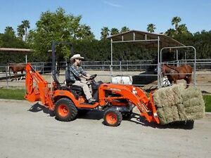 Wanted: Compact Tractor to Rent