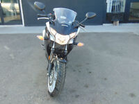 """Why buy new"" Honda CBR 250 RA, with ABS only 300 Km"