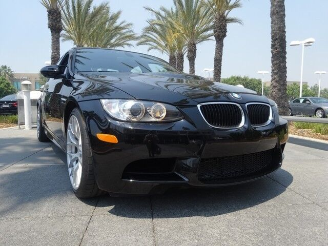 BMW : M3 PREMIUM 2 2011 BMW M3 SEDAN COMPETITION PACKAGE Certified 4.0L
