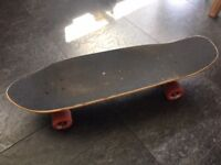 Skateboard and pads for sale