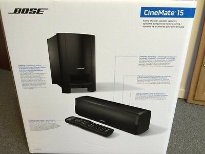 Bose Cinemate 15 Home Theater System
