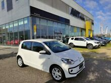 Volkswagen up! 1.0 5p. move up! autom. tech. asg ok neopatentato