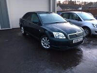 Toyota Avensis T3-S, New MOT, Serviced, Warranty, Low Miles, GPS, Outstanding Condition