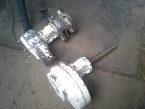 Simpo Lawrence windless parts
