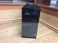 Dell OptiPlex 990 MTCore i7-2600 3.40GHz 8GB DDR3 320GB HDD DVD-RW Win 7 PC