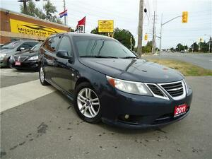 2011 Saab 9-3 SportCombi,NO ACCIDENT,2.OT,LEATHER,SUNROOF