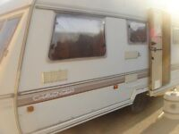 swift 5 birth caravan1991 model